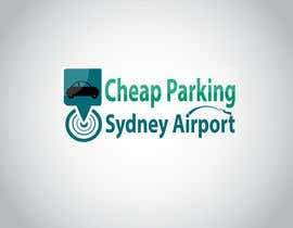 #8 untuk Design a Logo for: Cheap Parking Sydney Airport oleh talhafarooque