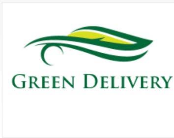 kamitiger07 tarafından Logo - Green Delivery için no 7