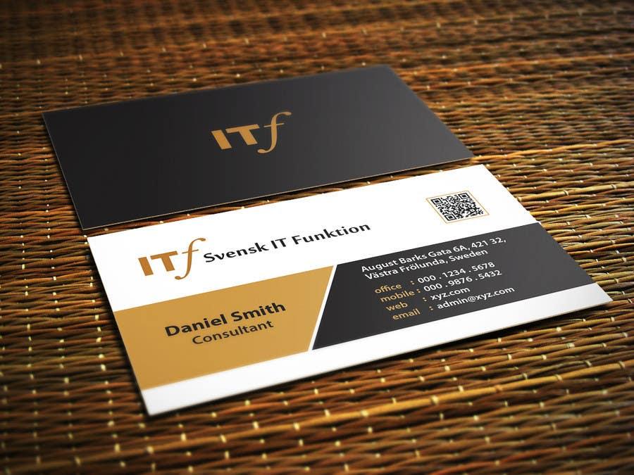 Inscrição nº 59 do Concurso para Business Cards Design