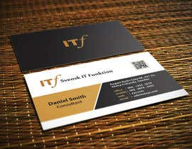 #59 for Business Cards Design by a2mz