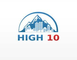 #31 cho LOGO DESIGN with commercial buildings and mountains bởi bezpaniki