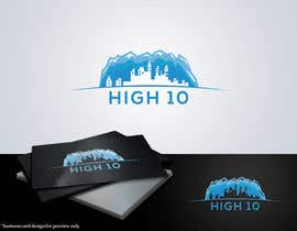 #21 cho LOGO DESIGN with commercial buildings and mountains bởi HarIeee