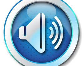 "#25 para Design an Icon for the ""Sound Turret"" Mac app por raziahmad33"