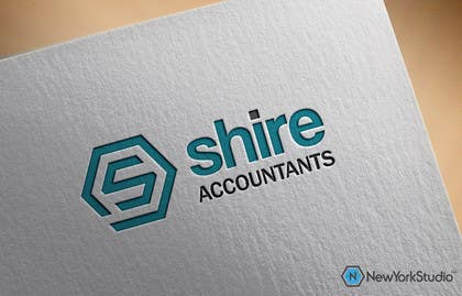 #127 untuk Design a Logo for an accountant oleh SergiuDorin
