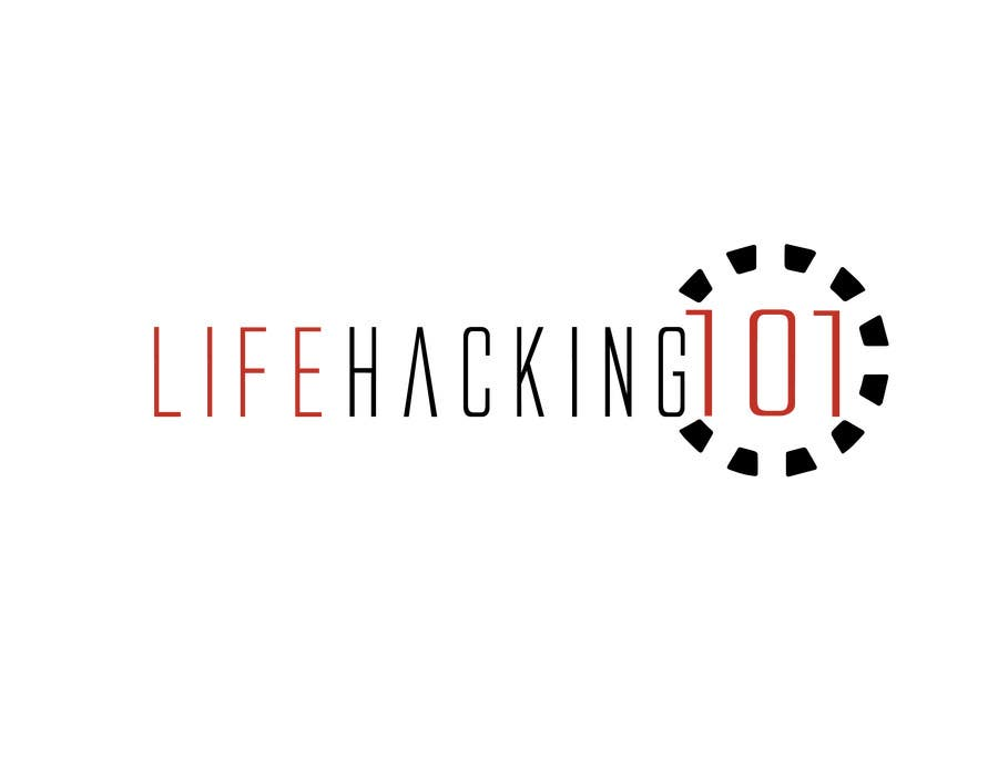 Entry #44 by Ron83 for Design a Logo for Life Hacking 101 | Freelancer