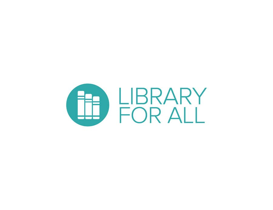 Penyertaan Peraduan #311 untuk Design a Logo for the Library For All application!