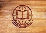 Graphic Design Entri Peraduan #338 for Design a Logo for the Library For All application!