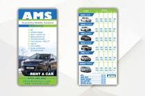 Graphic Design Kilpailutyö #10 kilpailuun Design a Flyer for AMS RENT A CAR