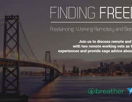 #15 untuk Design a Banner for a Freelancer/Breather Event in San Francisco oleh joshuacorby2014