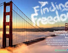 #75 para Design a Banner for a Freelancer/Breather Event in San Francisco por korpse
