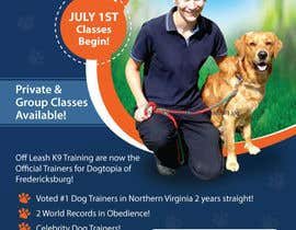 #8 for Off Leash K9 Training af Dezign365web