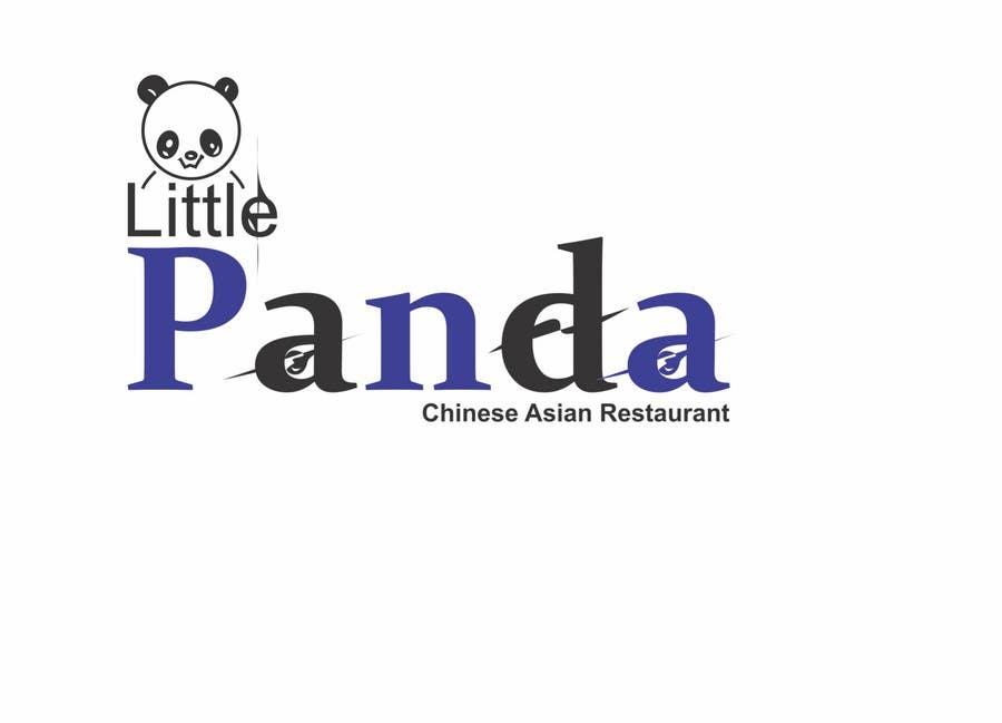 Inscrição nº                                         58                                      do Concurso para                                         A Panda Logo Design for Chinese Restaurant