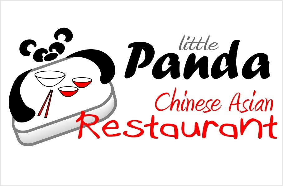 Pin Crowdsource A Panda Logo Design For Chinese Restaurant Entry By on ...