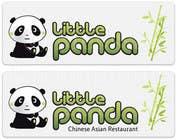 Graphic Design Inscrição do Concurso Nº52 para A Panda Logo Design for Chinese Restaurant