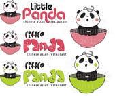 Graphic Design Inscrição do Concurso Nº25 para A Panda Logo Design for Chinese Restaurant