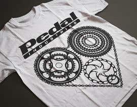 #11 for Design a T-Shirt for Pedal Industries af zloyleva