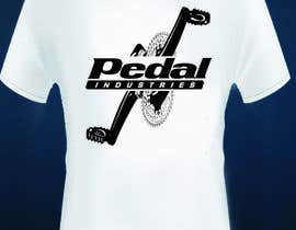 #21 for Design a T-Shirt for Pedal Industries af prasnjitsaha