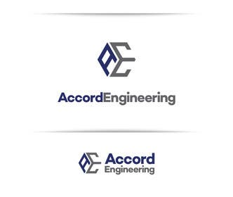 #53 untuk Design a Logo for Accord Engineering oleh SergiuDorin