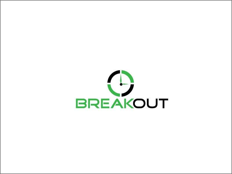 Penyertaan Peraduan #37 untuk Design a Logo for Breakout