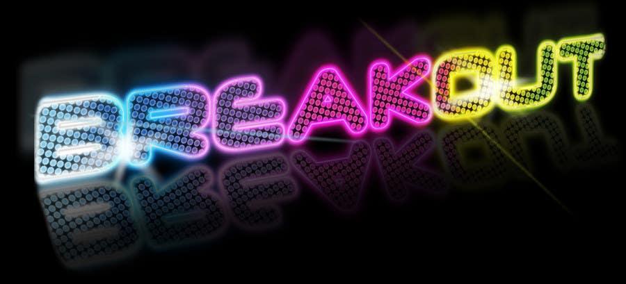 Kilpailutyö #319 kilpailussa Design a Logo for Breakout