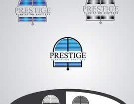#190 for Design a Logo for prestigeshutters.co.uk af nIDEAgfx