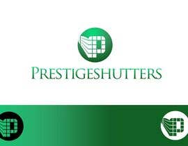 #221 for Design a Logo for prestigeshutters.co.uk af shaqfis