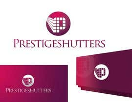 #223 for Design a Logo for prestigeshutters.co.uk af shaqfis