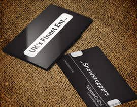 #42 para Design some Business Cards for Events company por graphicbuzz