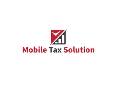 #16 for Design a Logo for Mobile Tax Solution af feroznadeem01