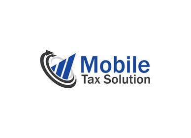 #18 for Design a Logo for Mobile Tax Solution af feroznadeem01