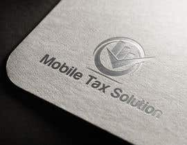 #6 for Design a Logo for Mobile Tax Solution af georgeecstazy