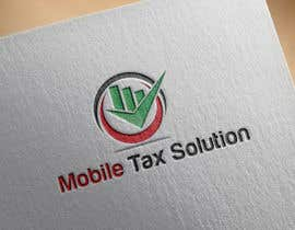 #9 for Design a Logo for Mobile Tax Solution af georgeecstazy