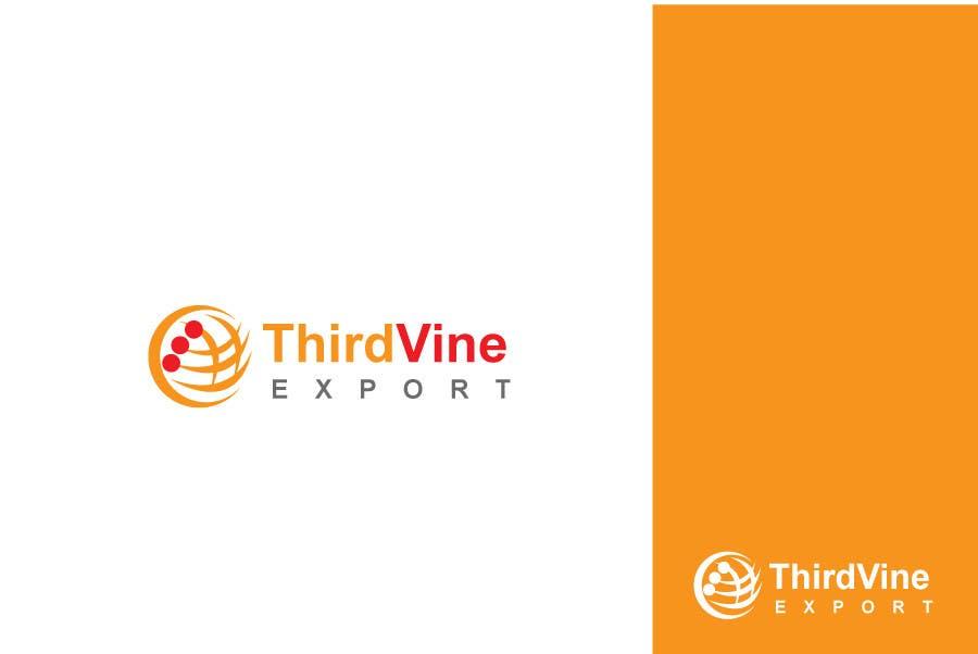 Kilpailutyö #20 kilpailussa Design a Logo for Export Company
