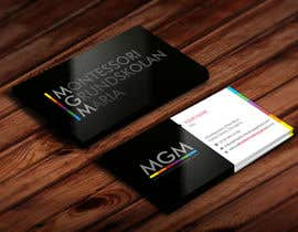 #96 untuk Create print ready logo with business card and stationery oleh logosuit