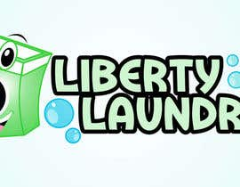 "#7 untuk Design a Logo for ""Liberty Laundry"" oleh istykristanto"