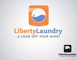 "#56 para Design a Logo for ""Liberty Laundry"" por aries000"