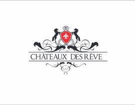 #40 para Design a Logo for châteauxdesrêve.com por FERNANDOX1977