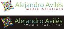 Bài tham dự #55 về Graphic Design cho cuộc thi Design a Logo for Alejandro Avilés Media Solution