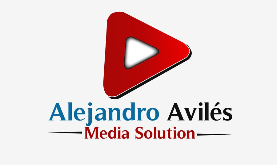 Bài tham dự cuộc thi #                                        18                                      cho                                         Design a Logo for Alejandro Avilés Media Solution