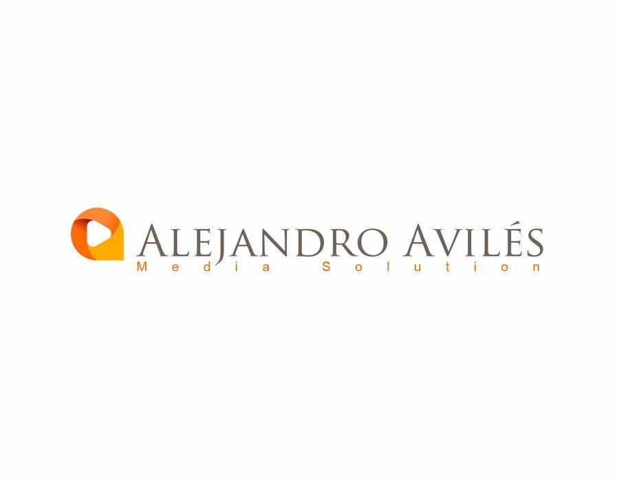 Bài tham dự cuộc thi #                                        32                                      cho                                         Design a Logo for Alejandro Avilés Media Solution