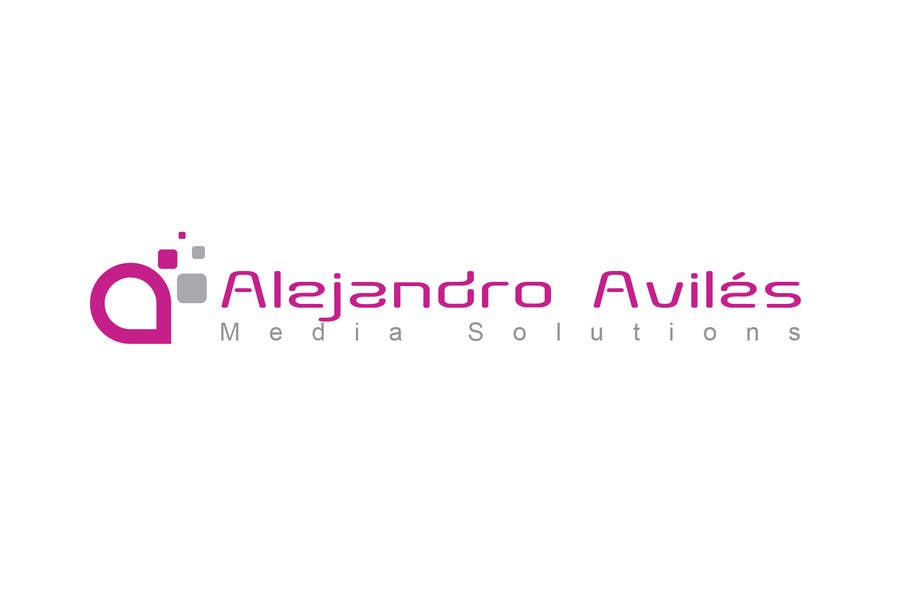 Bài tham dự cuộc thi #                                        38                                      cho                                         Design a Logo for Alejandro Avilés Media Solution