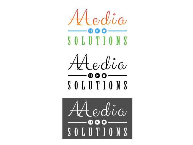 Bài tham dự cuộc thi #                                        40                                      cho                                         Design a Logo for Alejandro Avilés Media Solution