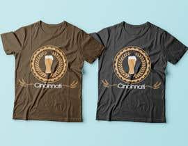 #6 untuk Design a brewery t-shirt oleh Arthedain