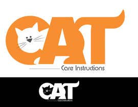#50 for Design a Logo for a Cat Care Site af Ramisha16