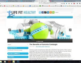 #50 untuk Design a Logo for Lifefithealthy.com oleh SCREAMSAM