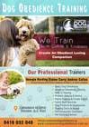 Graphic Design Entri Peraduan #32 for Dog Obedience Flyer Design