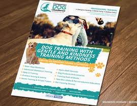 Nro 11 kilpailuun Dog Obedience Flyer Design käyttäjältä mhossainsujon