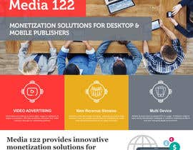 #7 for Design a Flyer for Media 122 af pradeep9266