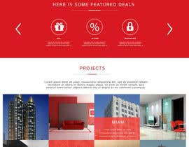 #12 untuk Website Homepage design for a corporate group -- 2 oleh Elsawaf2050