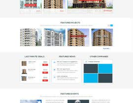 #23 untuk Website Homepage design for a corporate group -- 2 oleh trilogyweb